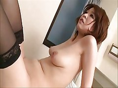Pretty Leader Japanese MILF's Hot Muted Cunt Fucked