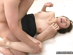 Rough BJ together with Anal Sexual relations