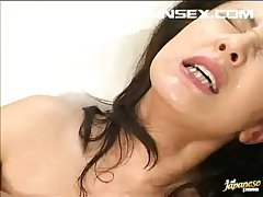 Avidols pussy hammered by sex toys