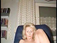 French Horny Housewife Makes A Porno