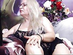 Diana granny  blonde as a result X nr59