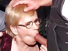 Granny and one young hard up persons - 6