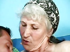 German Granny With Gradual Pussy In Classic Coition Clamp
