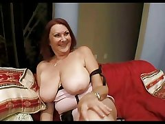 Hot Granny Anastasia Loves Cock
