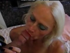 Blonde Old Mature  Tart On touching Fishnets Fucks mature mature porn granny old..