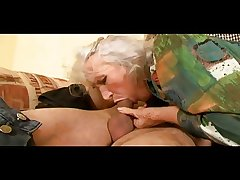 grown-up grandma whore gets fucked
